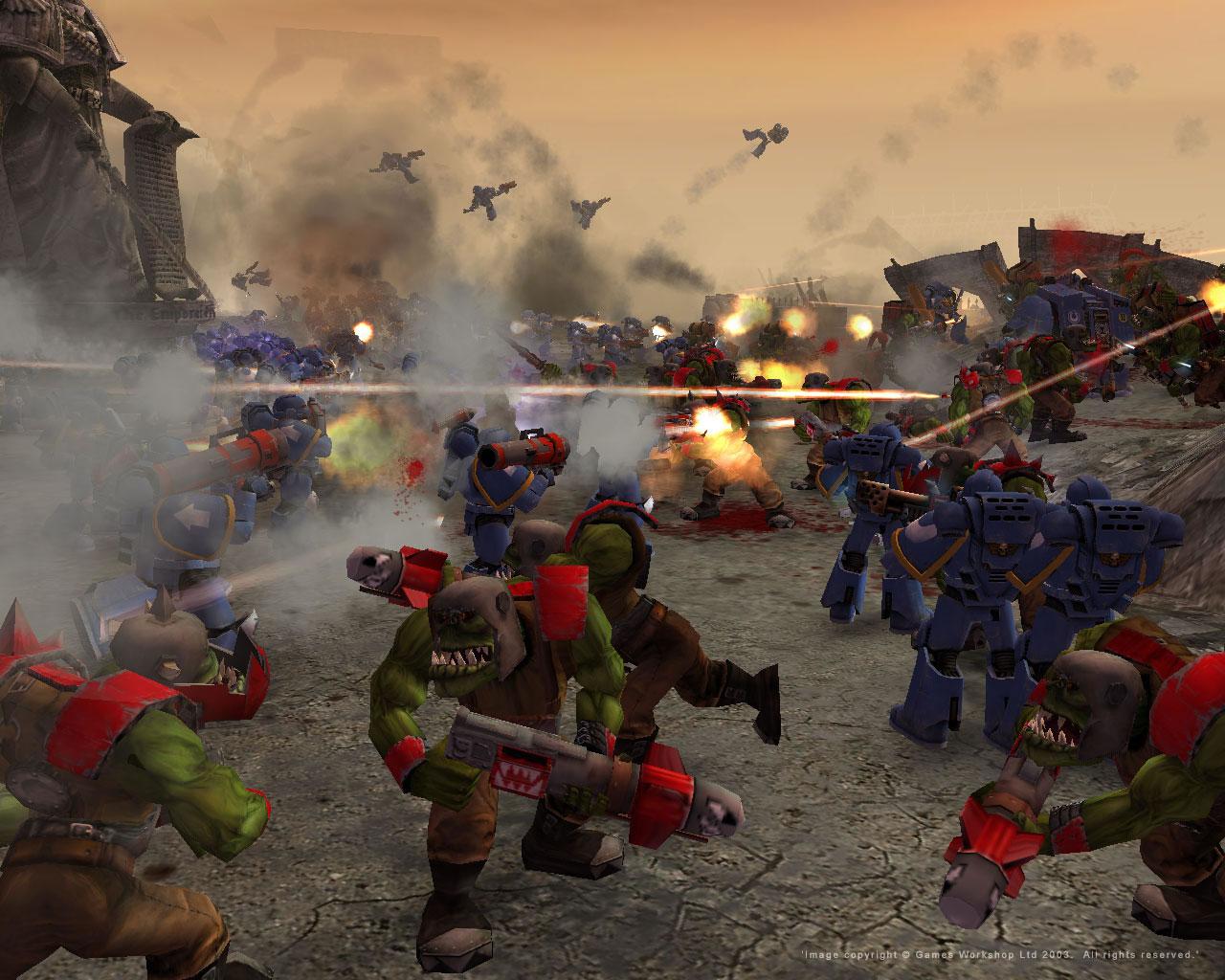 Warhammer40k DawnOfWar PC Ed002
