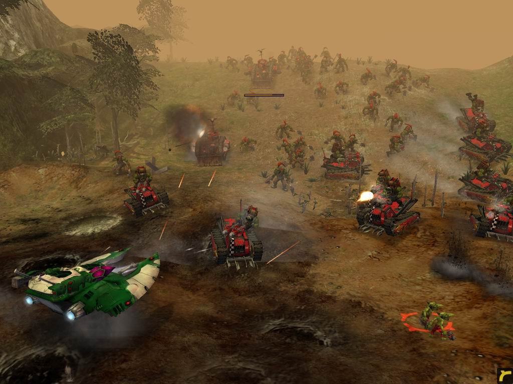 Warhammer40k DawnOfWar PC Ed003
