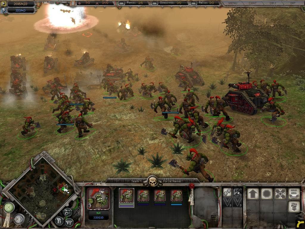 Warhammer40k DawnOfWar PC Ed004