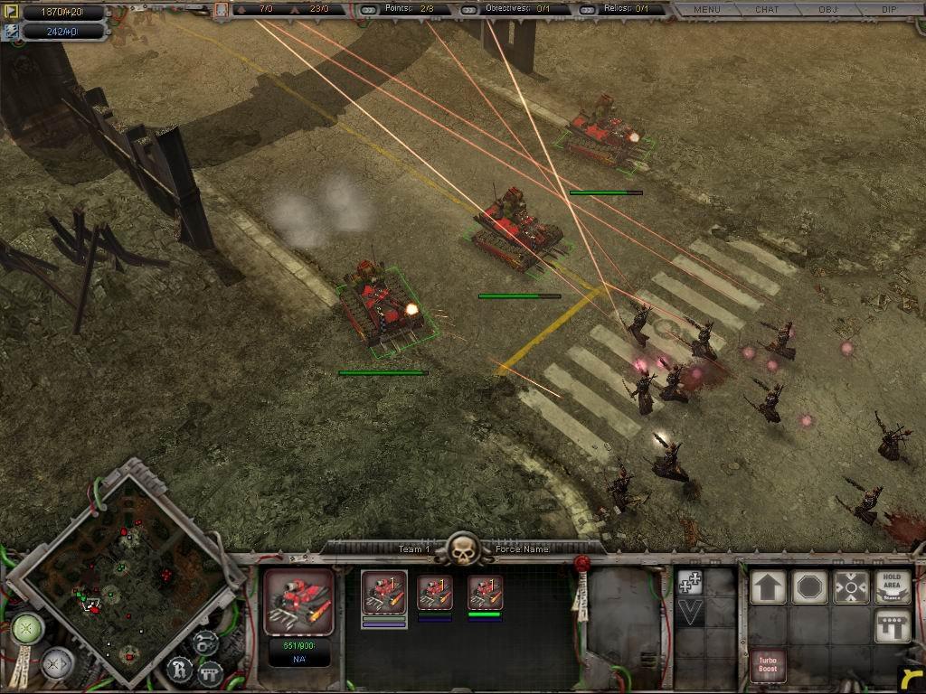 Warhammer40k DawnOfWar PC Ed005