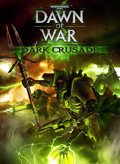 Warhammer40k DawnOfWar DarkCrusade PC Jaquette