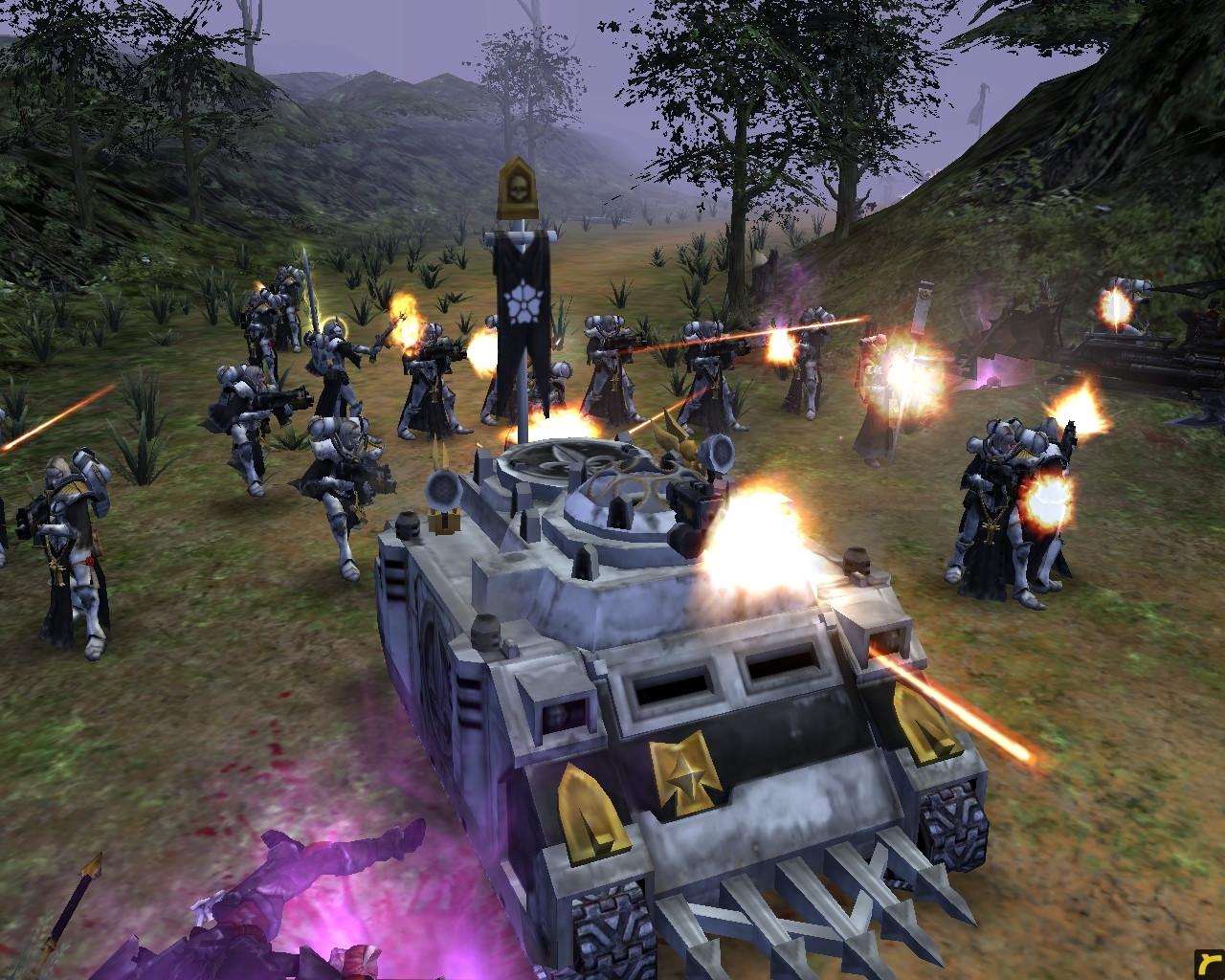 Warhammer40k Soulstorm PC Test010