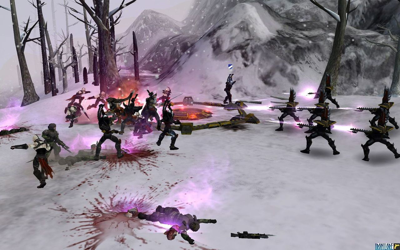 Warhammer40k Soulstorm PC Test011