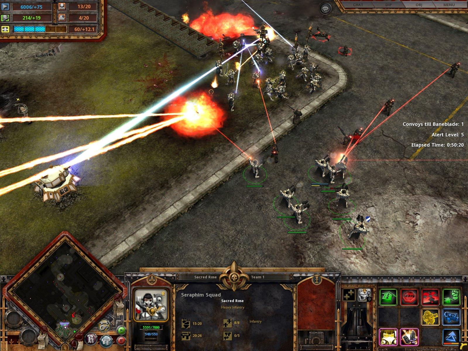 Warhammer40k Soulstorm PC Test012