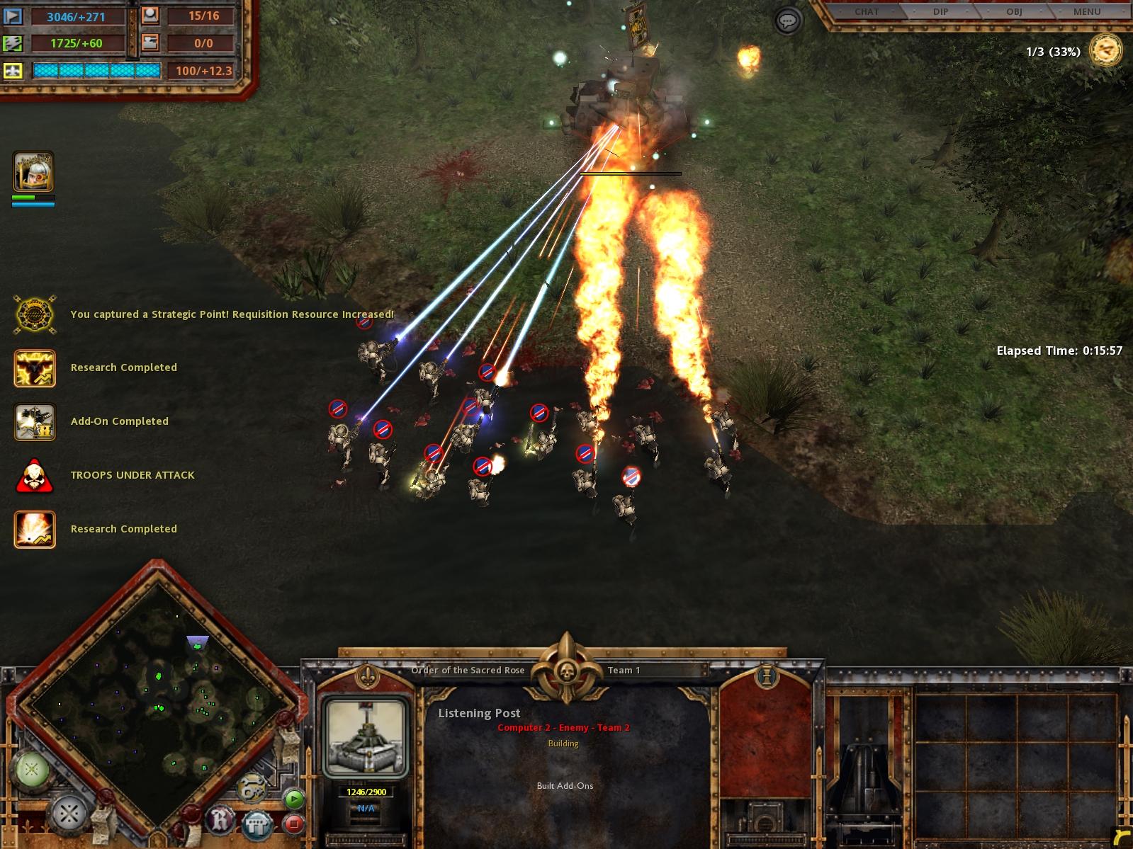 Warhammer40k Soulstorm PC Test014