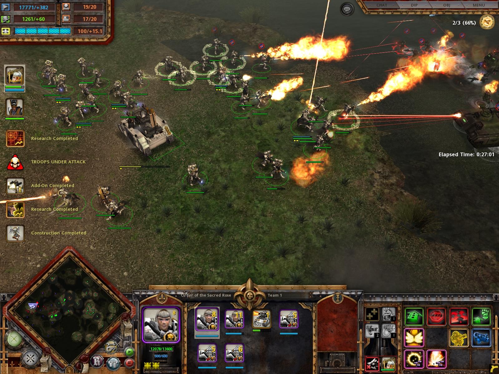 Warhammer40k Soulstorm PC Test015