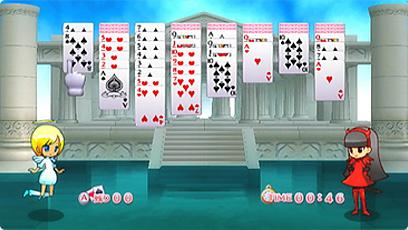 TenshiNoSolitaire WiiWare Edit002