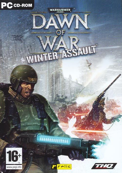 Warhammer40k DawnOfWar WinterAssault PC Jaquette
