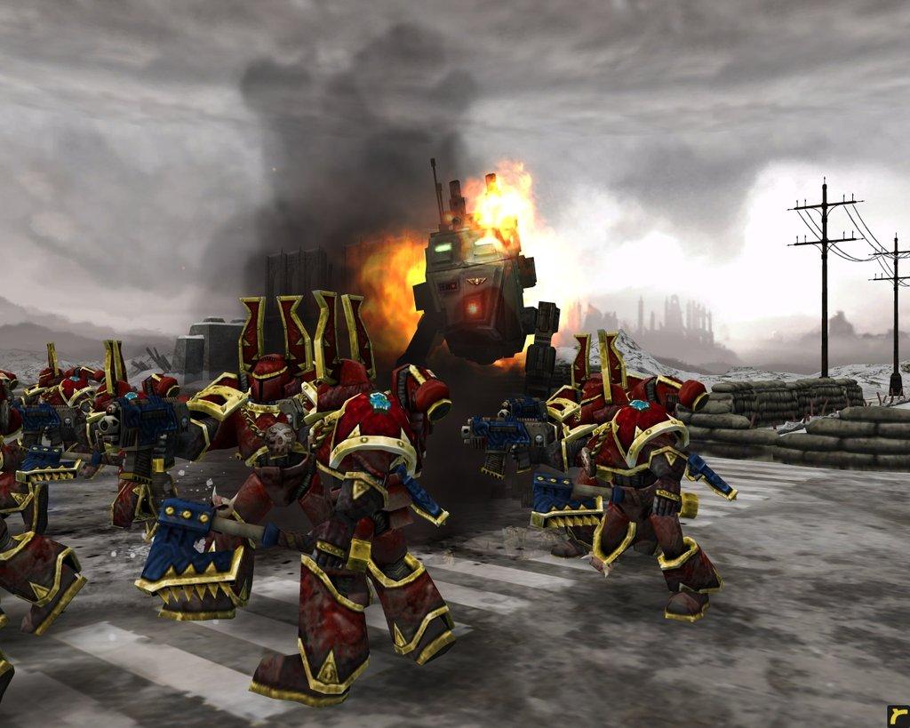 Warhammer40k WinterAssault PC Ed001
