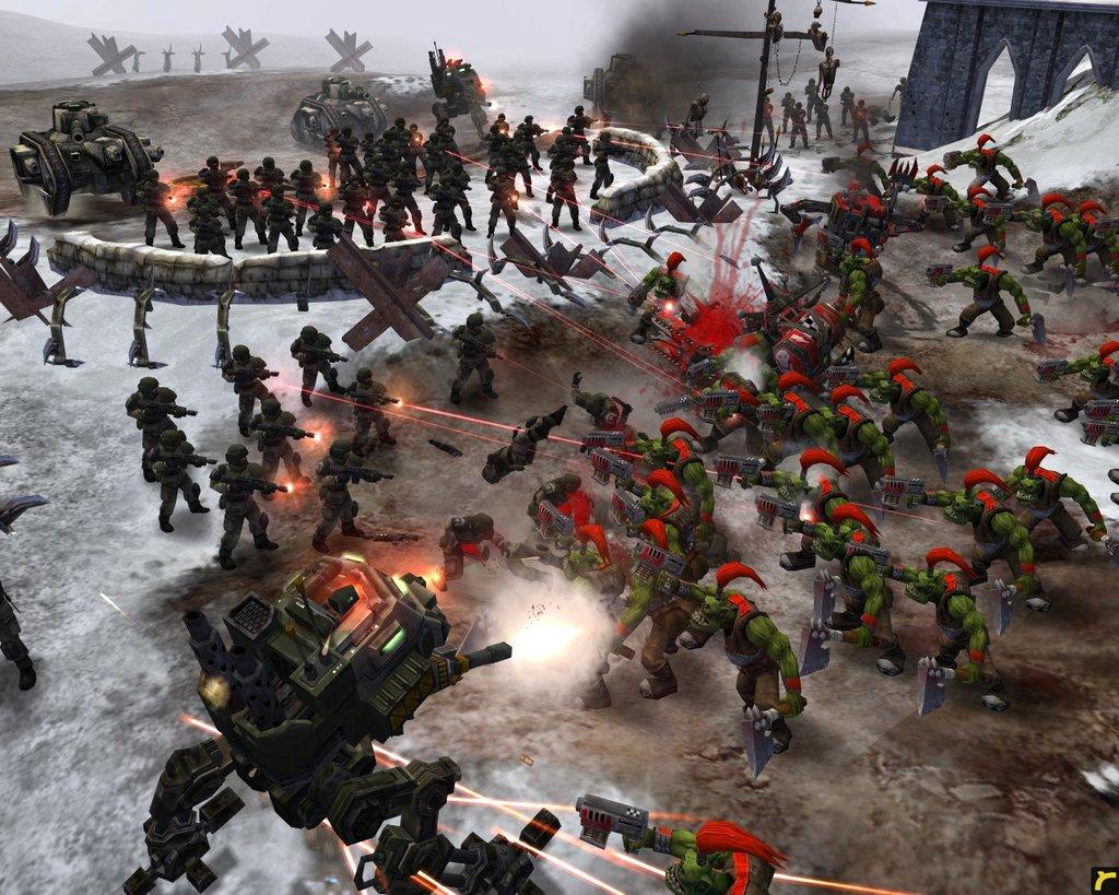Warhammer40k WinterAssault PC Ed003