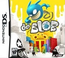 deBlob DS Jaquette 001