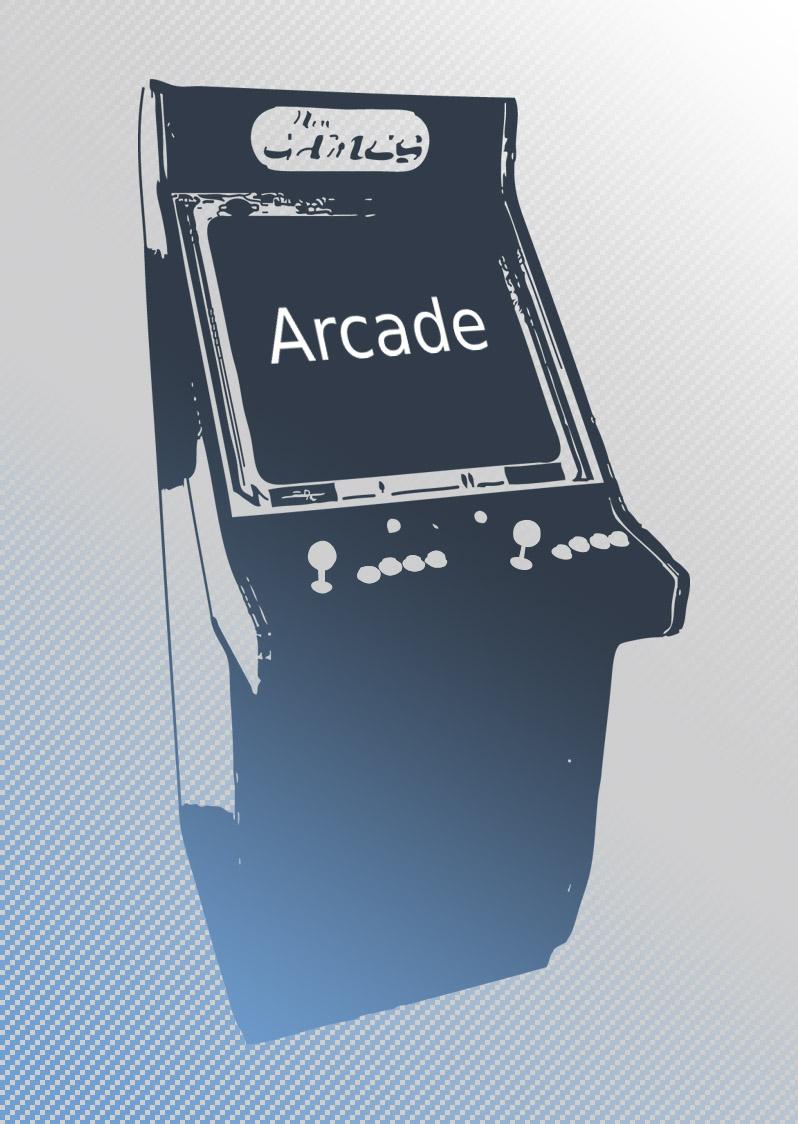Jaquette Arcade