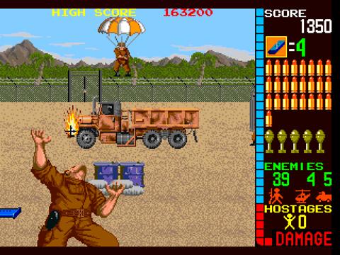 OperationWolf NES Edit002