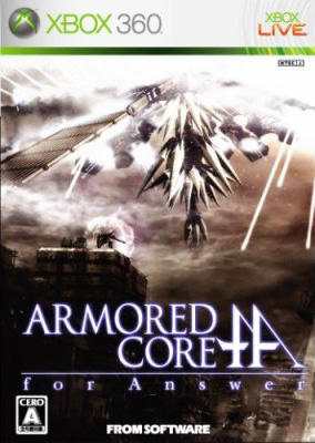 ArmoredCore4Answer X360 Jaquette003