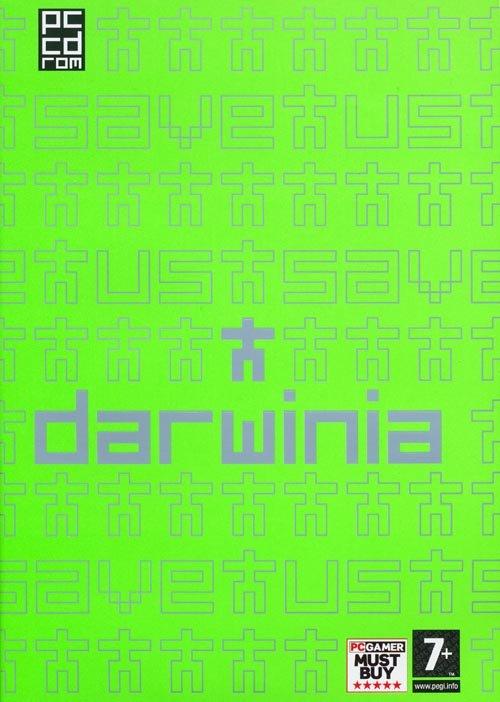 Darwinia PC Jaquette