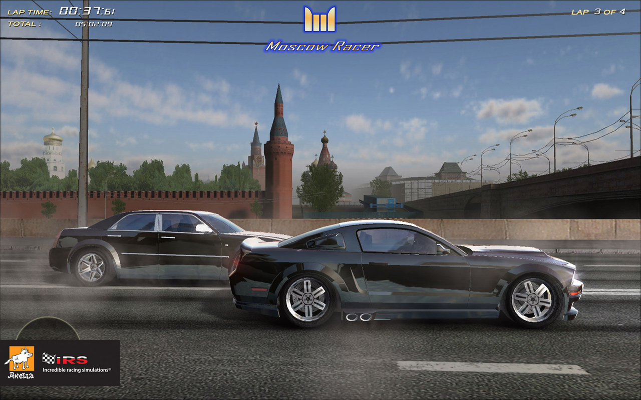 Moscow Racer PC Edit003
