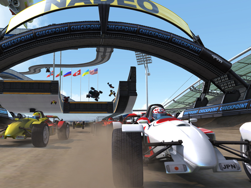 TrackManiaNationsForever PC ed003