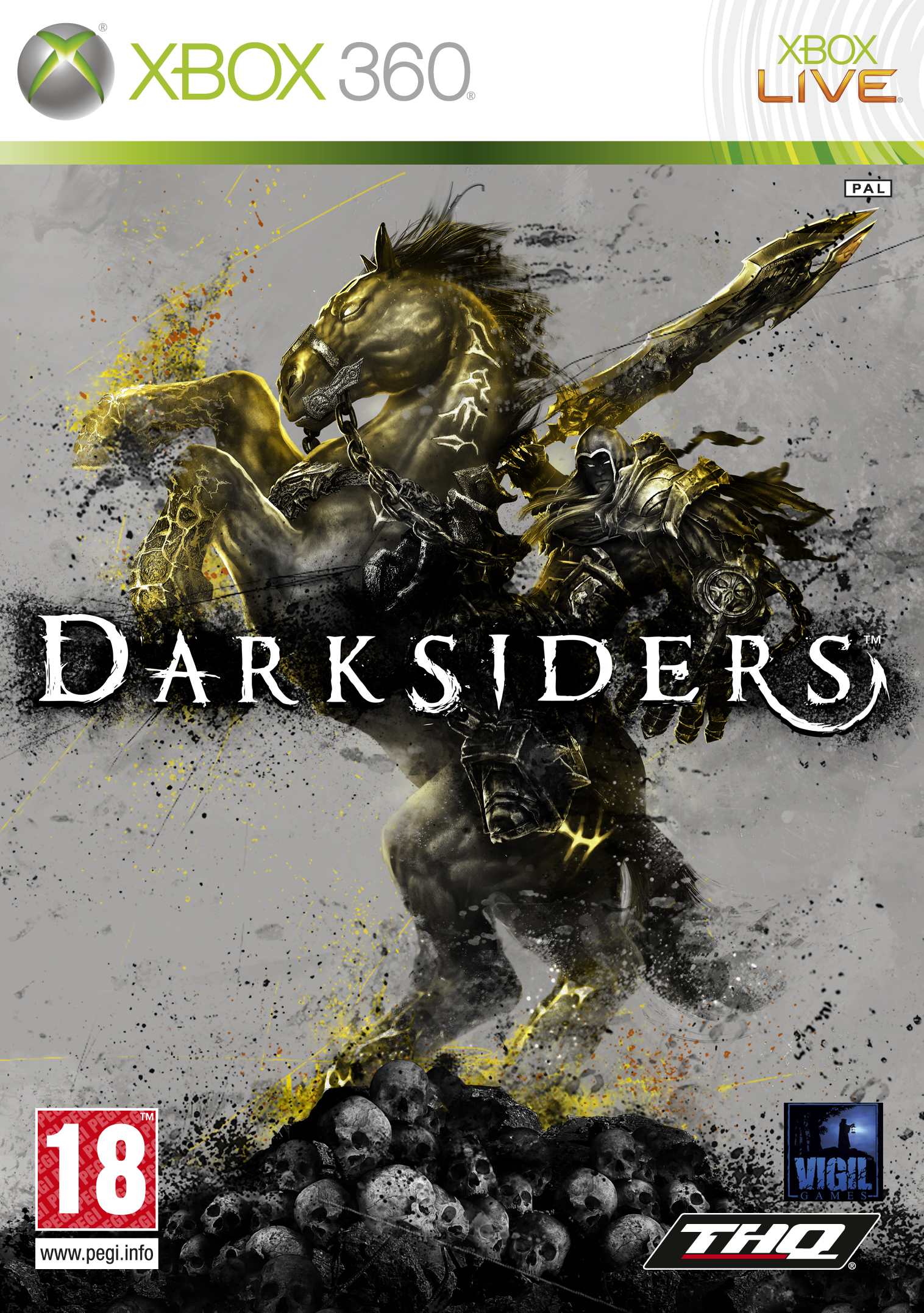 darksiders 360 jaquette001