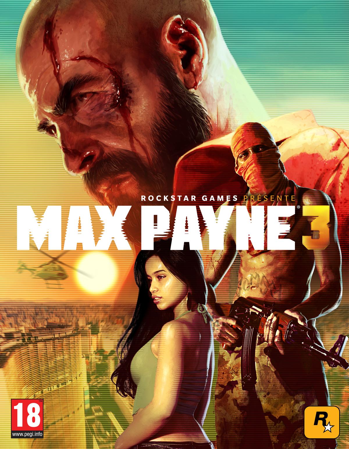 MaxPayne3 PC Jaquette 001