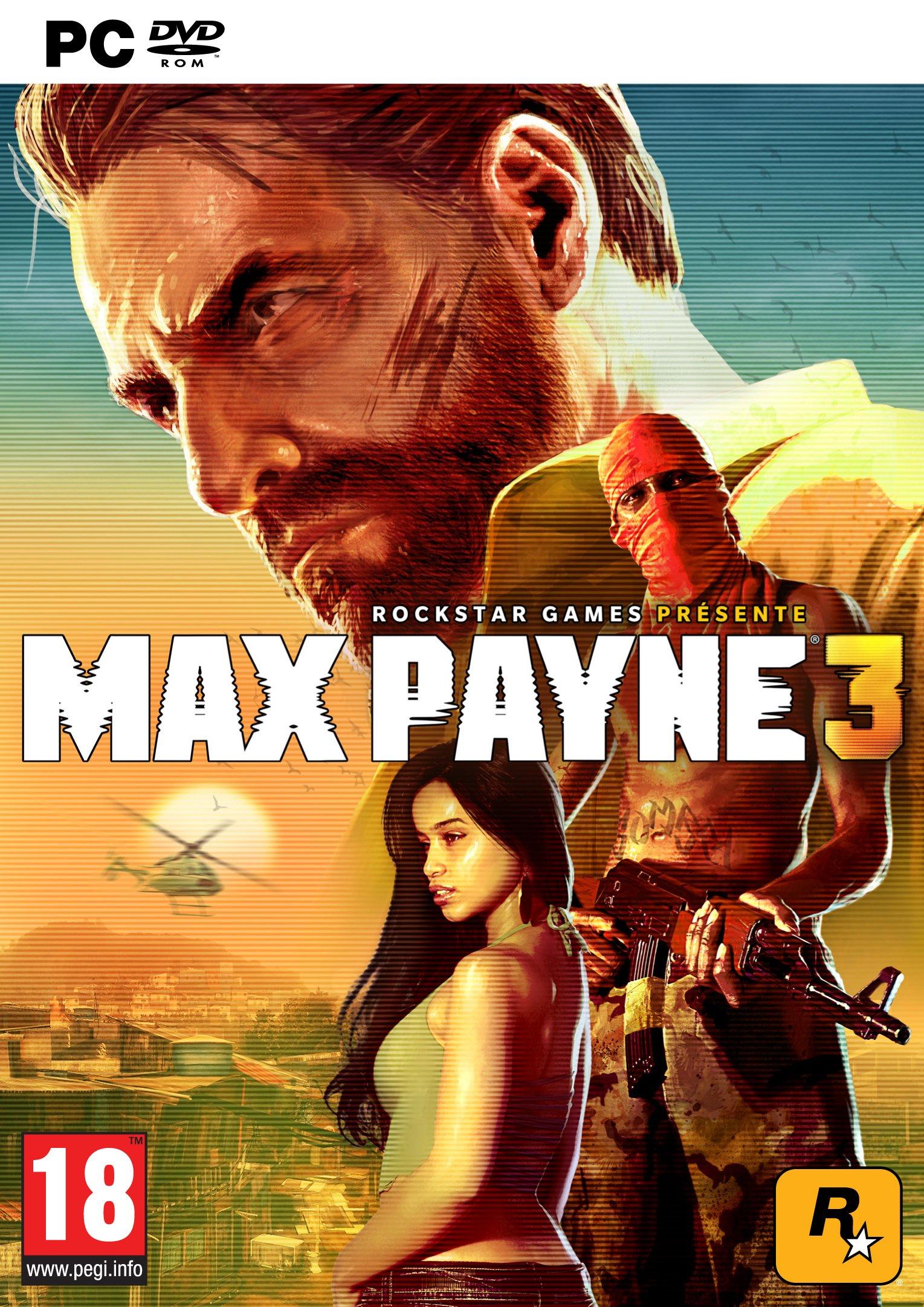 MaxPayne3 PC Jaquette 002