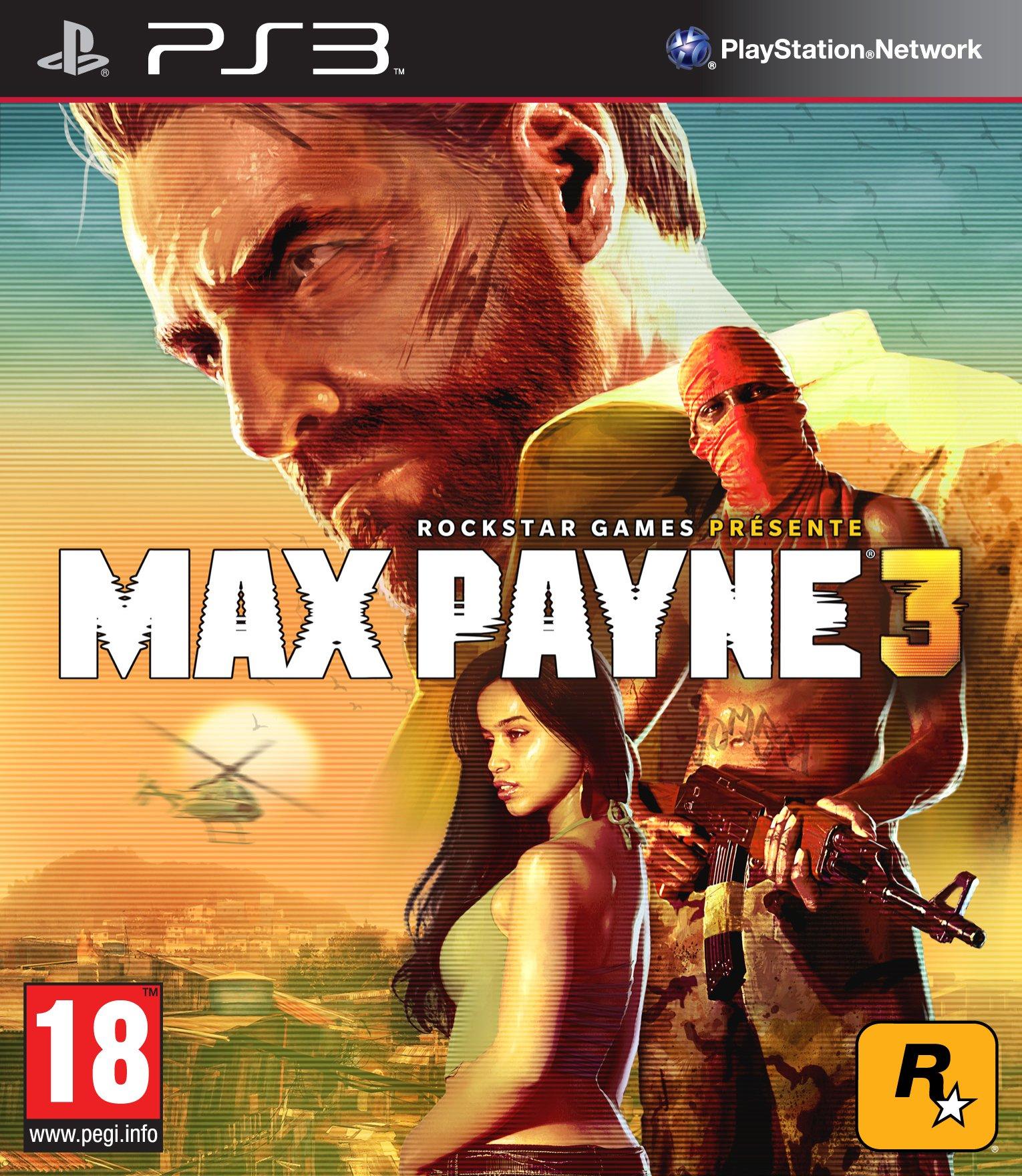 MaxPayne3 PS3 Jaquette 001