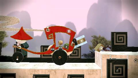 Littlebigplanet PSP Edit001