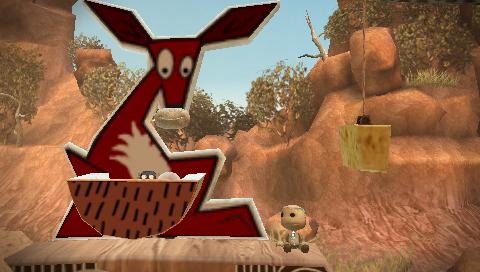 Littlebigplanet PSP Edit005