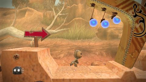 Littlebigplanet PSP Edit007