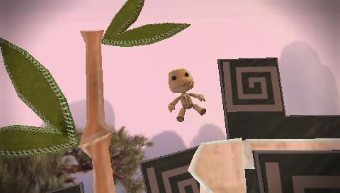 Littlebigplanet PSP Edit009