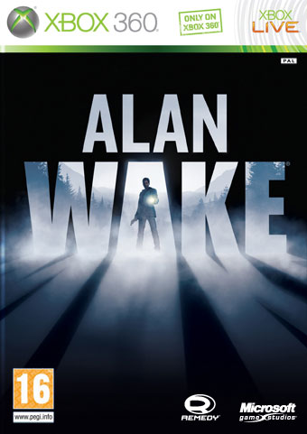 AlanWake 360 Jaquette