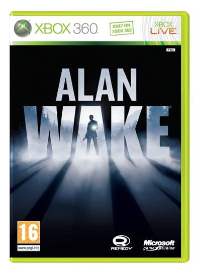 Alan Wake X360 jaquette