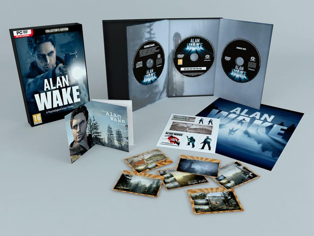 Alan Wake PC Collector