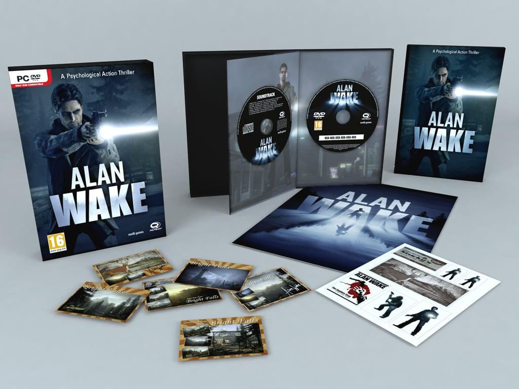 Alan Wake PC Standard