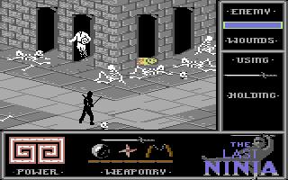 TheLastNinja C64 Ed001