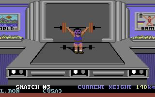 WorldGames C64 Ed001