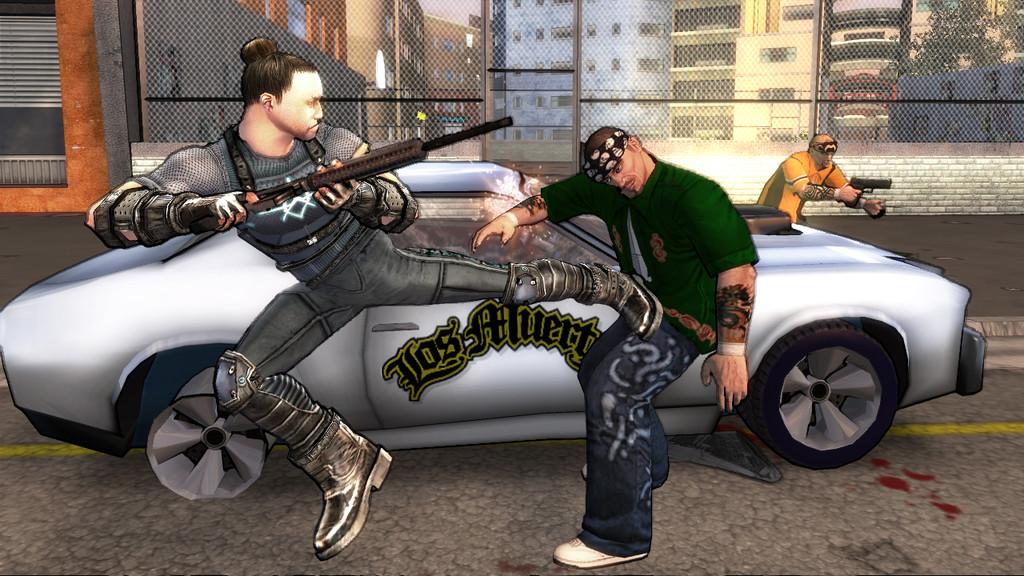 Crackdown X360 editeur 07