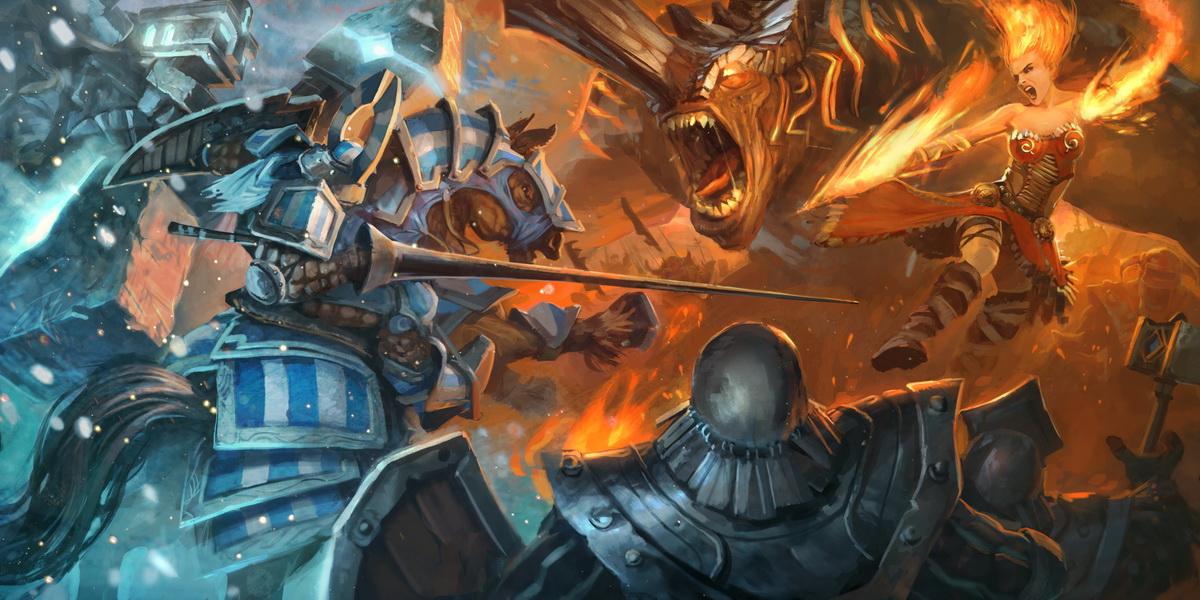 BattleForge Art 01