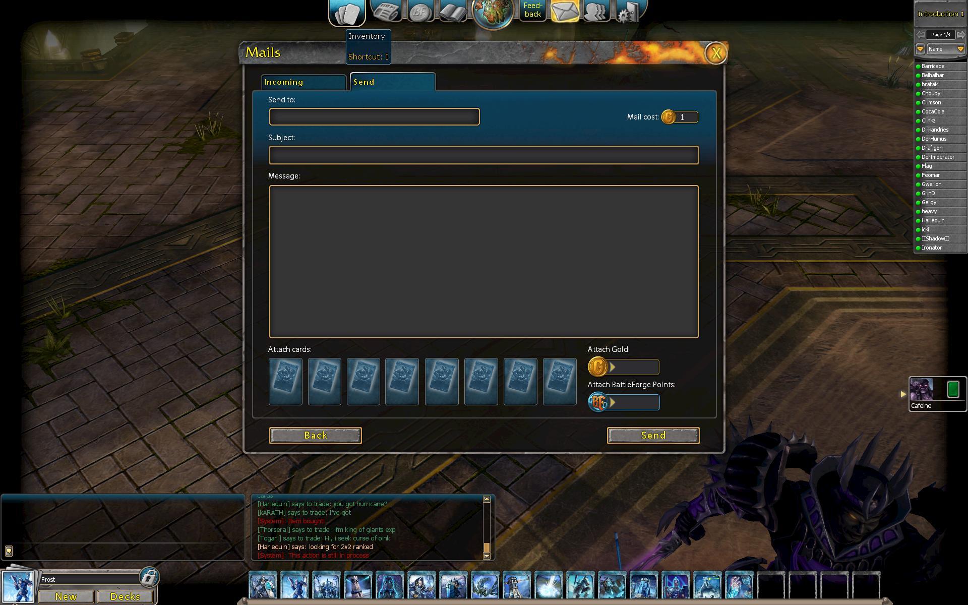 BattleForge PC Preview 05