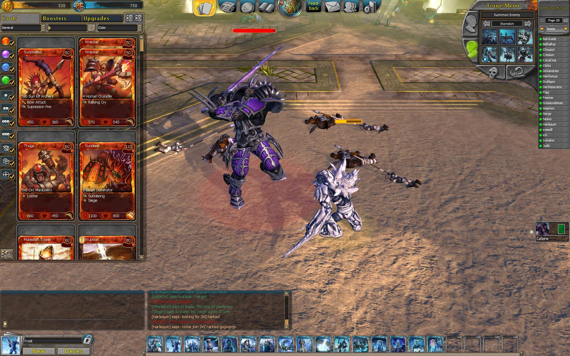 BattleForge PC Preview 06