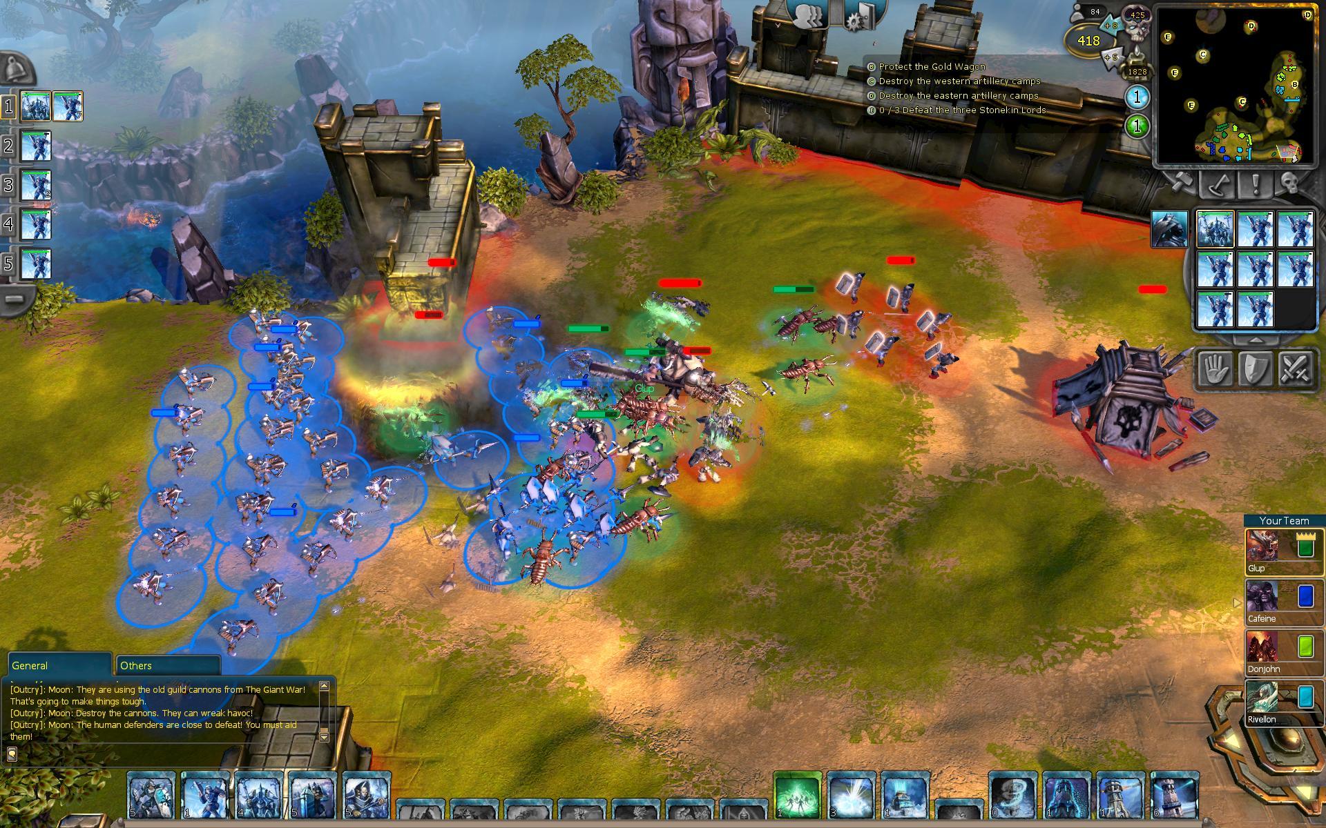 BattleForge PC Preview 13