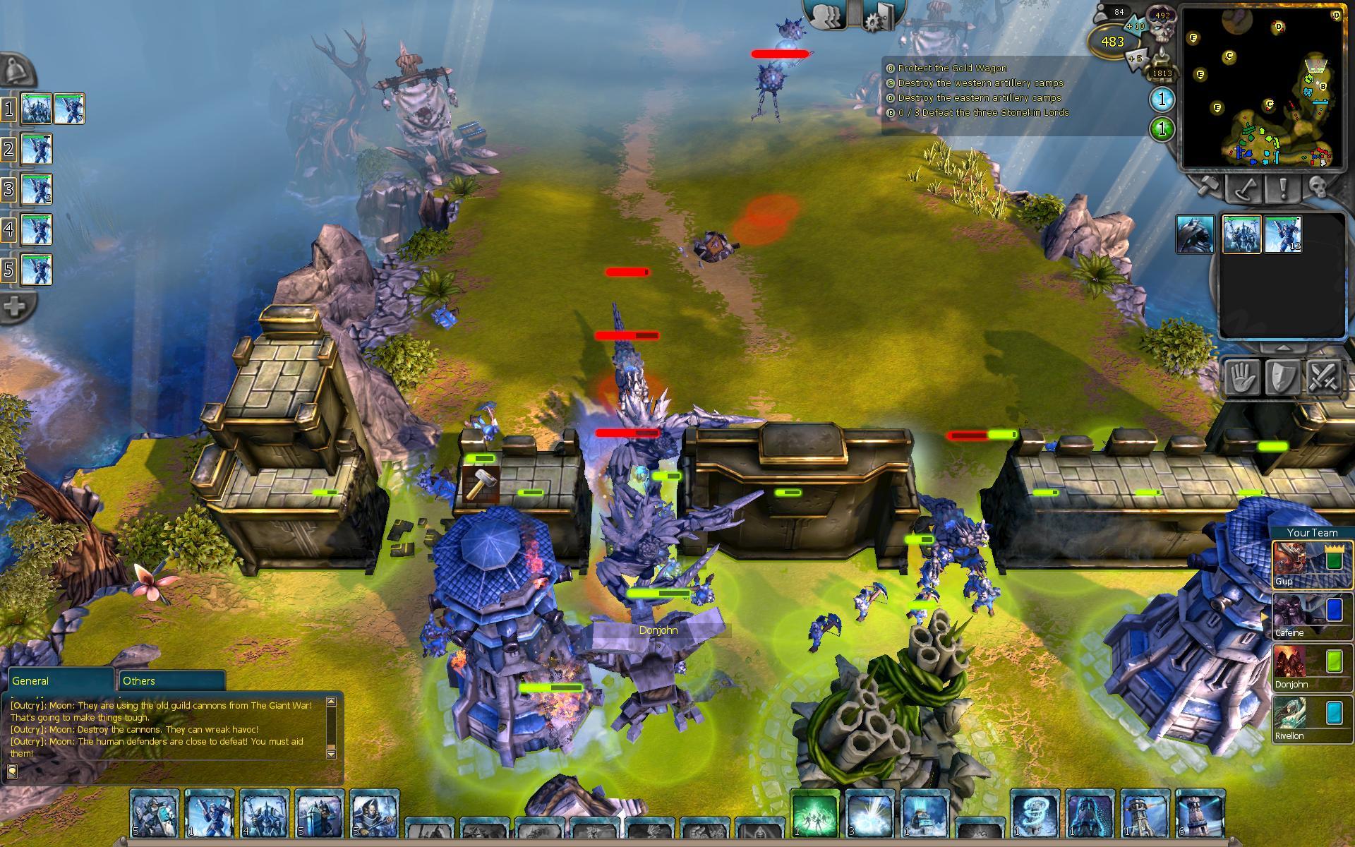 BattleForge PC Preview 14