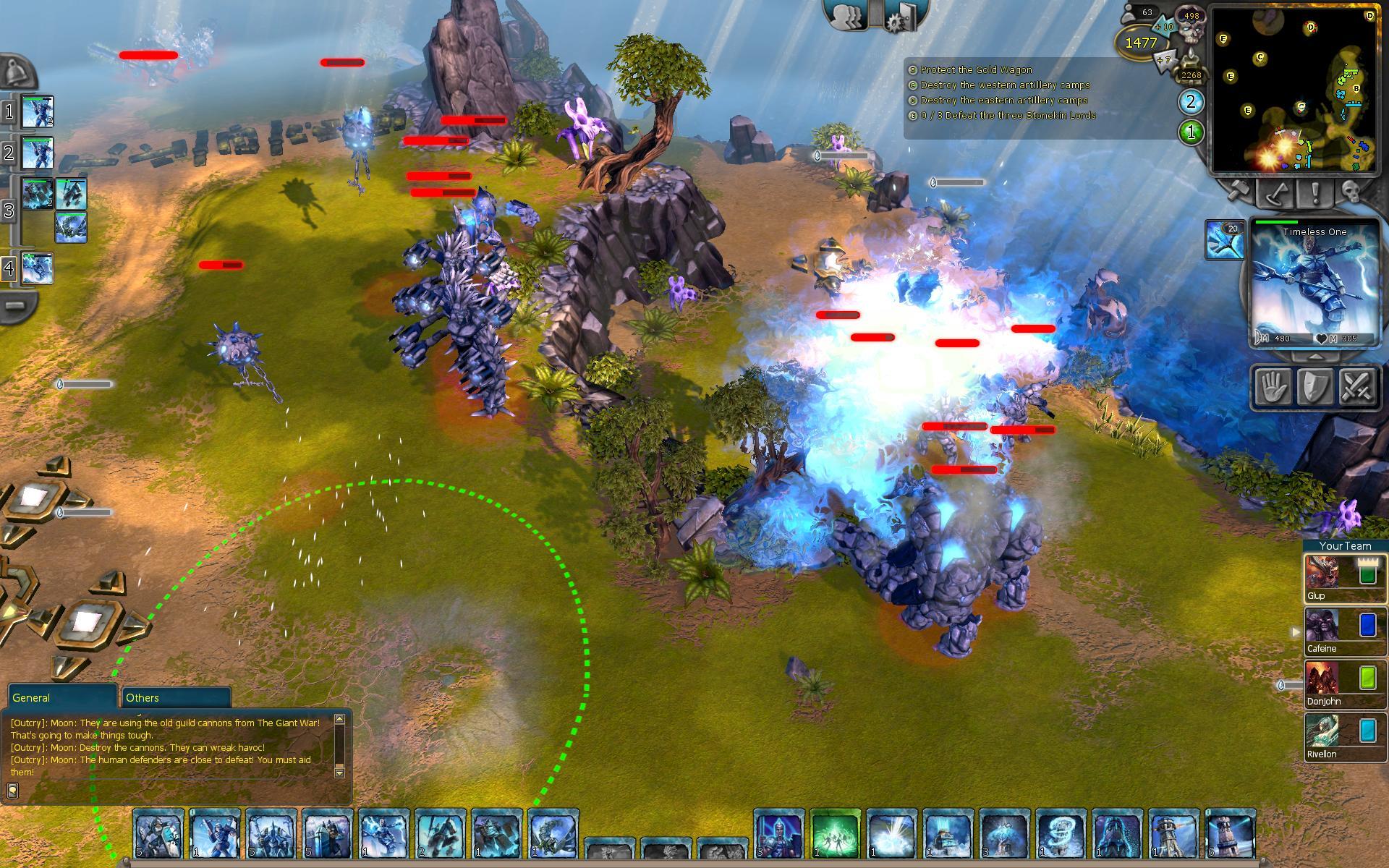 BattleForge PC Preview 15