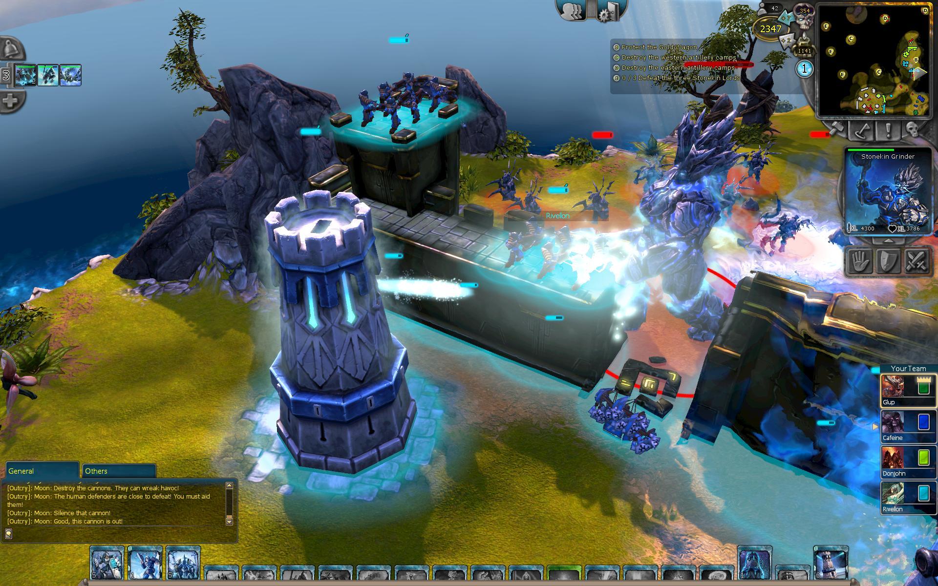 BattleForge PC Preview 16