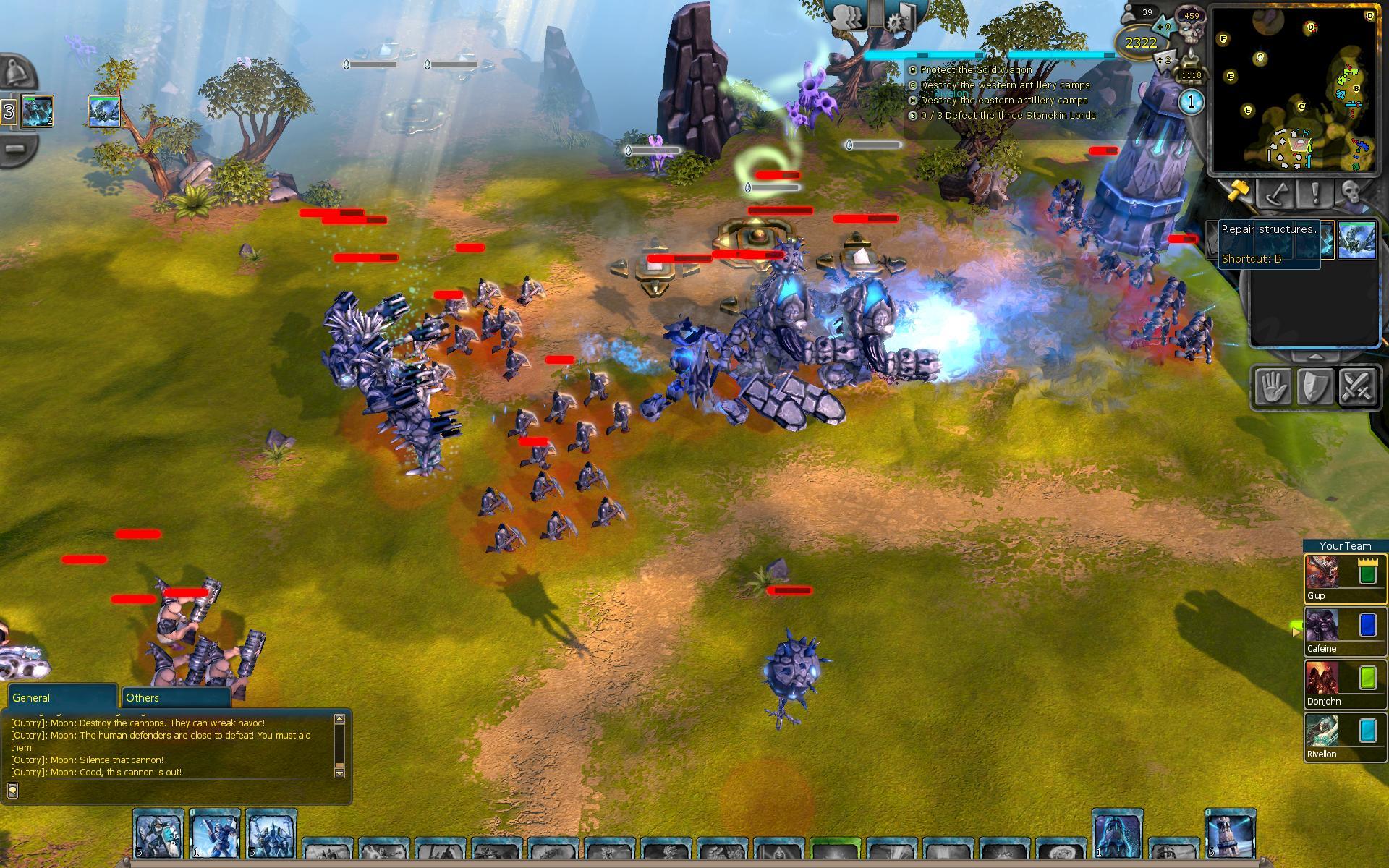 BattleForge PC Preview 18