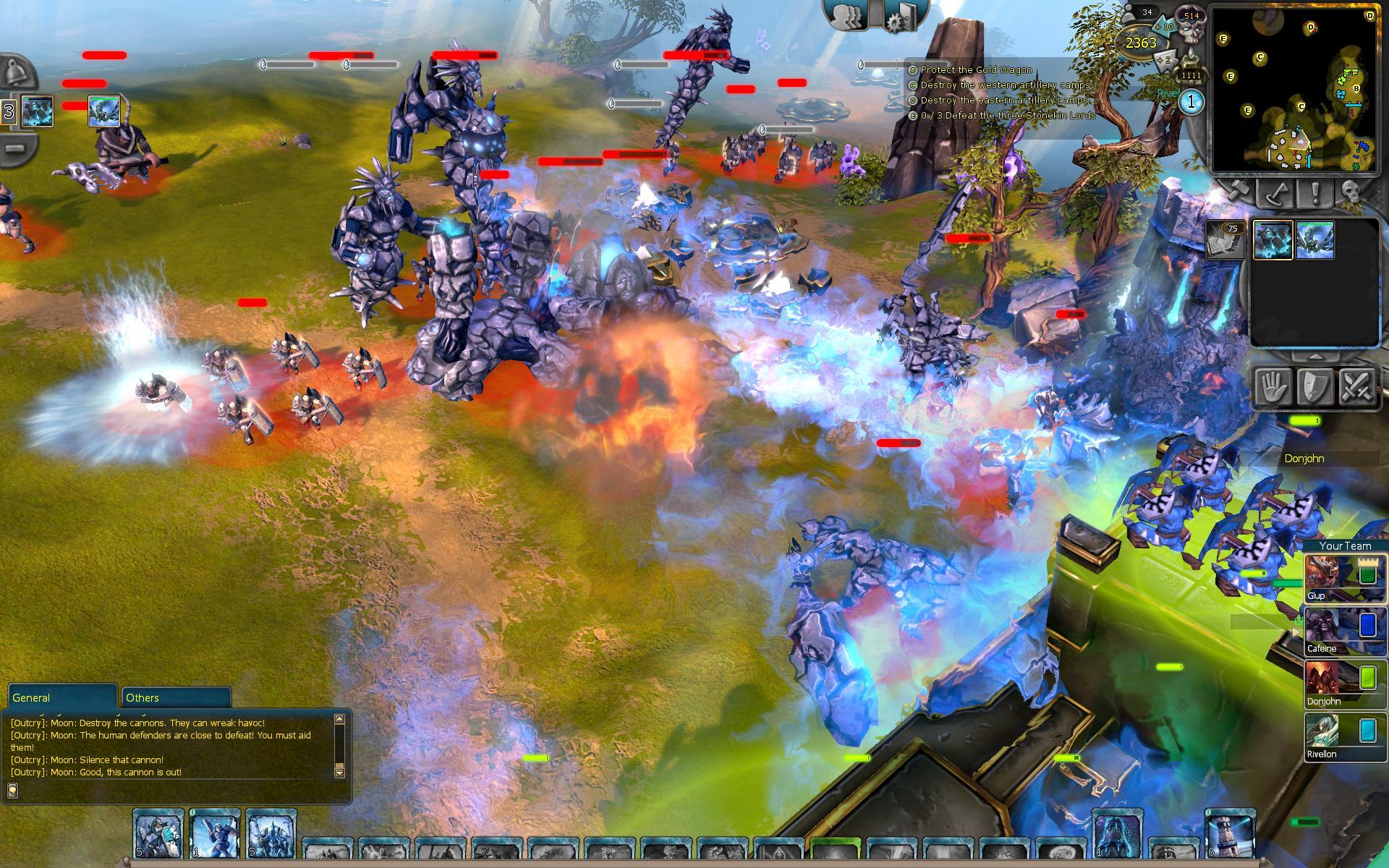 BattleForge PC Preview 19