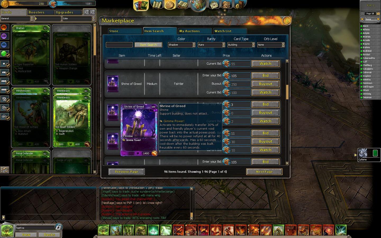 BattleForge PC Test 01