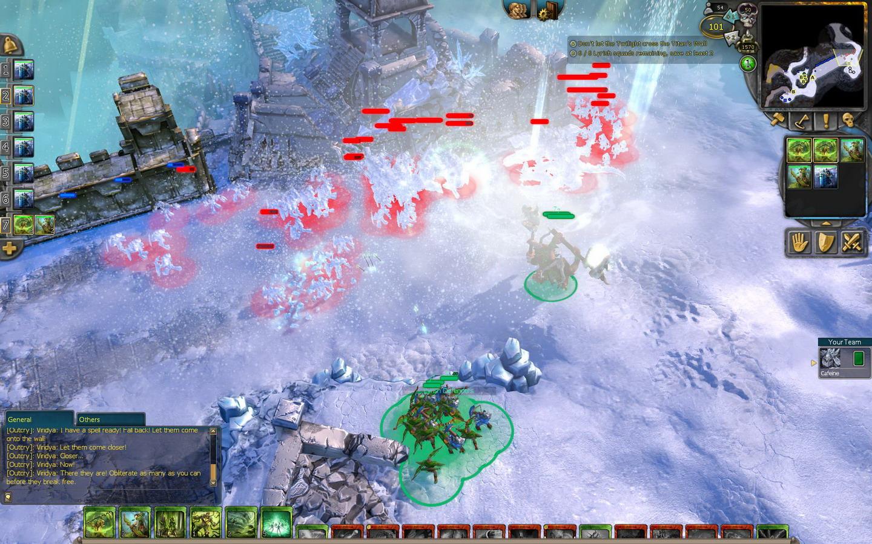 BattleForge PC Test 03
