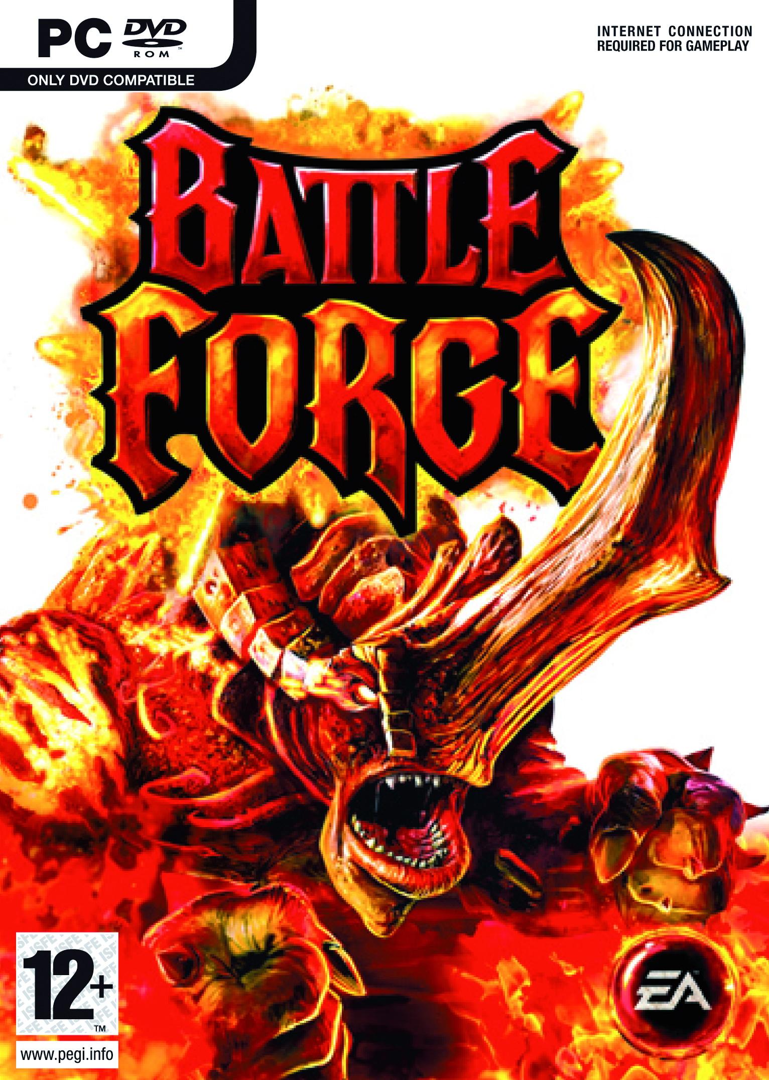 battleforge jaquette