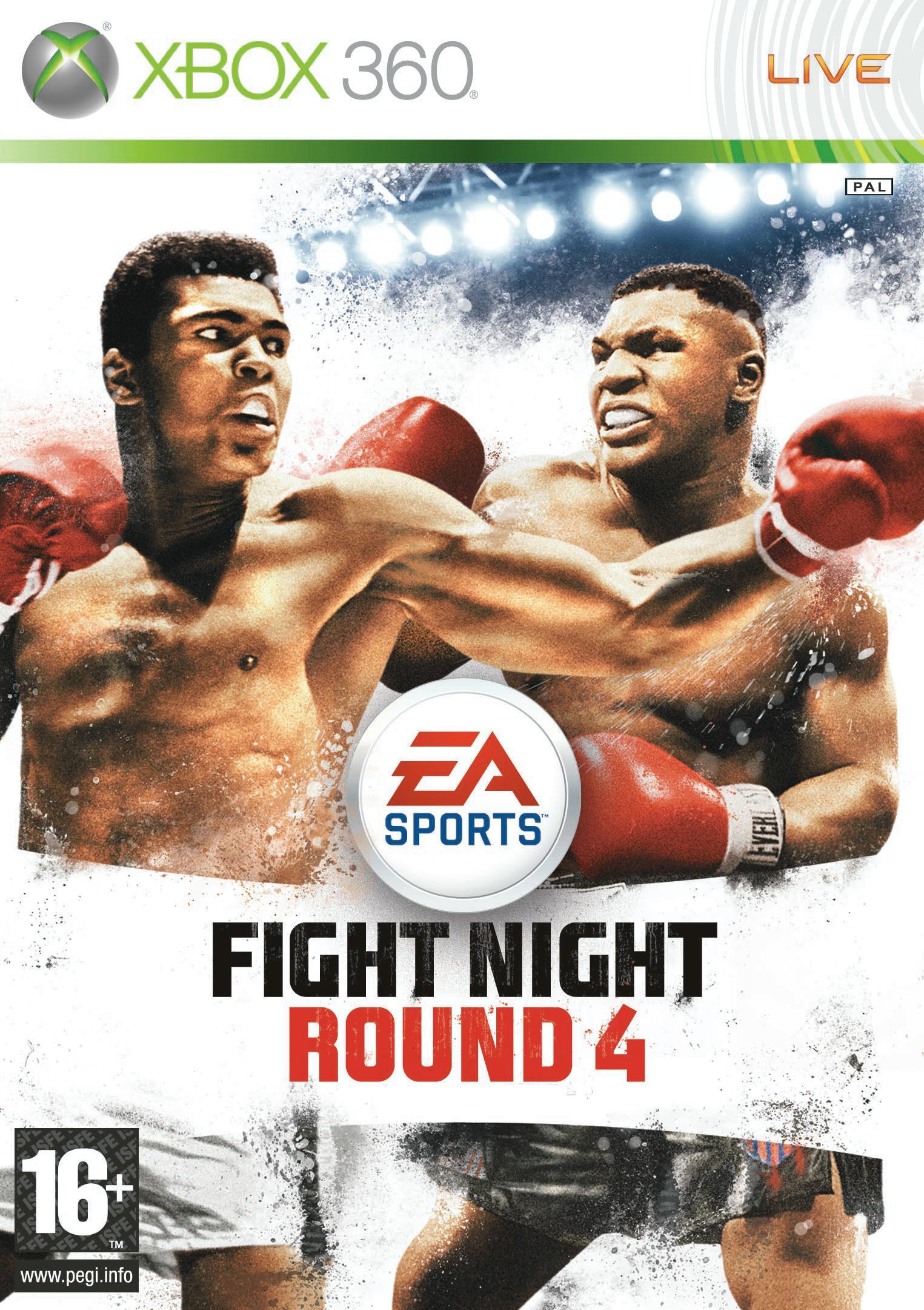 FightNight Round4 X360