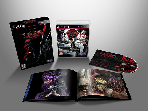 Bayonetta Edition Speciale